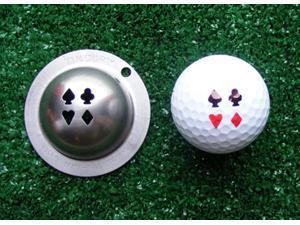Tin Cup Vegas Nights Golf Ball Custom Marker Alignment Tool