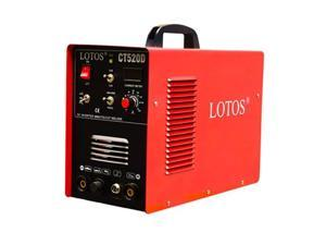 Lotos AR02 Argon Gas Regulator for Combo Machine Red Color CT520D and Red Color LTPDC2000D CGA580 Chrome