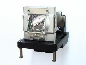 Replacement Lamp Assembly with Genuine Original OEM Bulb Inside for VIVITEK DX3351 Projector Power by Phoenix