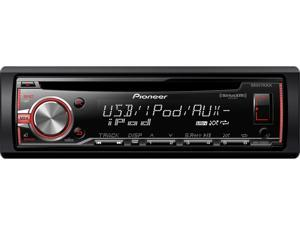 MP3 // WMA Aux Android Pioneer DEH-X16UB CD Receiver with MIXTRAX USB