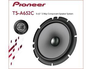 """Poineer TS-A652C 6-1/2"""" 2 Way Component Speaker System"""