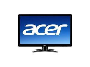 "Acer 21.5"" LED Widescreen Monitor VGA DVI-D- G226HQL BBD"