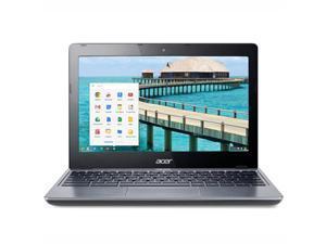 """Acer C720-2844 Chromebook Intel Celeron 2955U (1.40 GHz) 4 GB Memory 16 GB SSD 11.6"""" Chrome OS"""
