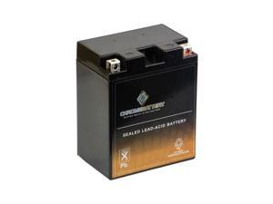 YTX14AHL-BS Motorcycle Battery for Triumph 900cc All Other Models 1996