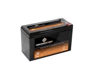 12V 7.5AH Sealed Lead Acid SLA Battery for Home Alarm Security Systems