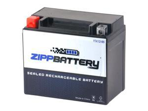 Ytx12-Bs Atv Battery For Brp Can-Am 250Cc Ds250 2006
