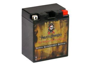 Ytx14Ahl-Bs Motorcycle Battery For Triumph 900Cc All Other Models 2001