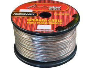 New Audiopipe Cable1025 10 Ga 25' Spool Car Audio Speaker Cable 10 Gauge