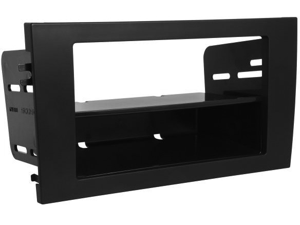 NEW SCOSCHE AU2391B DOUBLE DIN INSTALLATION DASH KIT FOR 2002 - UP AUDIO A4