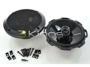 "Rockford Fosgate P1675 Punch Series 6-3/4"" 3-way Speakers"