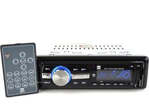 DUAL XR4115 Dual AM/FM Receiver Mechless Receiver Remote