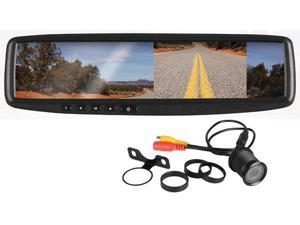 Boss 4.3 Inch Rearview Mirror Back-up Color Camera - BV430RVM