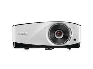 BenQ MW769 WXGA 1280 x 800, 6000 ANSI Lumens, Image Warp Geometric Correction, Dual HDMI/VGA inputs, Microphone Input, 20W Audio, LAN Display and Control, DLP Data Projector