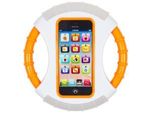 Steering Wheel YPhone Iphone Learning Toy Mobile Phone Gift for Kids & Christmas