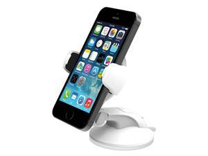 iOttie Easy Flex 3 Car Mount Holder for iPhone 5/5C/5S/6/6S/SE, Galaxy S5/S6/S7, S6/S7edge - White