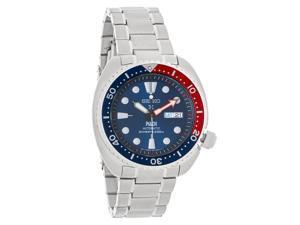 Seiko SRPA21 Mens Silver Prospex Automatic Diver Watch