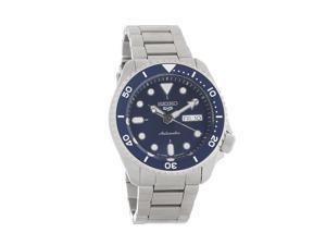 Seiko SRPD51 5 Sports 24-Jewel Automatic Watch - Blue