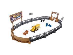 Disney Pixar Cars Crazy 8 Crashers Smash & Crash Derby Playset