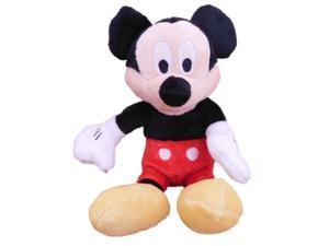 Disney Mickey Mouse Stuffed Animal Plush Pal Bean Figure