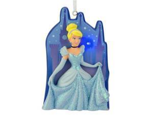 Disney Princess Light Up Cinderella Christmas Tree Ornament