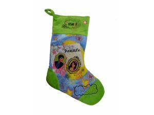 HSM Green Singing High School Musical Christmas Holiday Stocking
