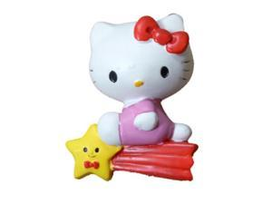 Hello Kitty with Star Christmas Tree Ornament 12