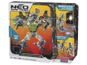 Mega Bloks Neo Shifters Web Battlers 4 Skill Games