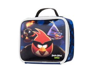 Rovio Angry Birds 3-D Space Soft Lunch Box Insulated Bag Lunchbox