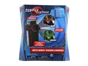 Spy Gear iNite Clip-on Secret Agent Night Vision Camera Detective Gadget