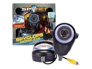 Real Tech Spy Net Spyclops Bionic Eye Magnify Specimens 200X Plug Into TV