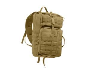Rothco Tactisling Transport Pack, MOLLE and Hydration Compatible, Coyote Brown