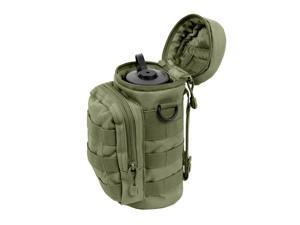 Rothco Water Bottle Survival Kit With MOLLE Compatible Pouch, Olive Drab