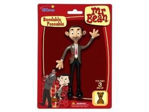 Animated Mr. Bean 5 inch Poseable Bendable Figure