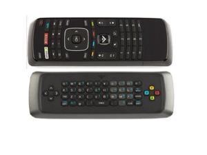 NEW Vizio Dual side keyboard QWERTY Remote control XRV1D3 for M420SV M470SV M550SV M420SL M470SL M550SL M370SR M420SR M420KD E551VA M3D650SV M3D550SL M3D470KD M3D550KD; E3D320VX E3D420VX E3D470VX