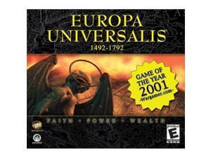 Europa Universalis (Jewel case) - Pc