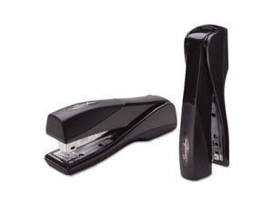 Optima grip Full Strip Stapler, 25-Sheet capacity, graphite, Sold as 1 Each