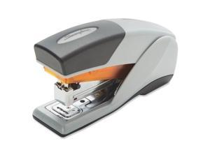 Light Touch compact Reduced Effort Stapler, Half Strip, 20-Sheet capacity, Black, Sold as 1 Each