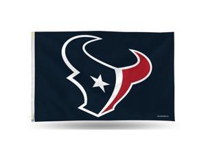 Houston Texans NFL 3in x 5in Banner Flag