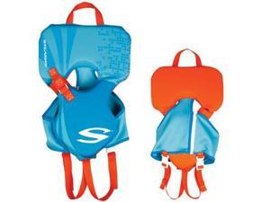 STEARNS INFANT HYDROPRENE LIFE JACKET UP TO 30 LBS BLUE
