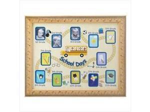 School Days Photo Frame (pack of 1 EA)