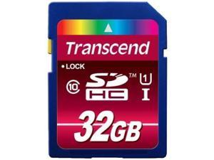 32GB SDHC Class 10 UHS-1 Card