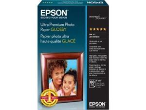 Epson PAPER, ULTRA PREMIUM PHOTO PAPER,