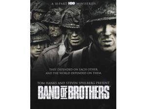 BAND OF BROTHERS (BLU-RAY/6 DISC/DIGITAL COPY/RE-PKGD)