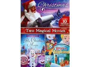 CHRISTMAS MAGICAL MOVIES