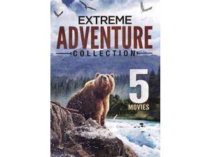 5-Movie Extreme Adventure Collection: Volume 2 DVD Lori Singer, Lee J. Campbell