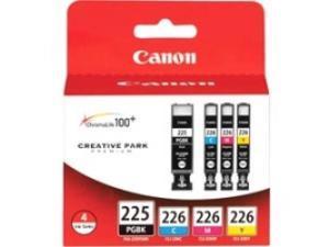 Canon INK TANK, KIT, CLI-226 COLOR, W/50EA