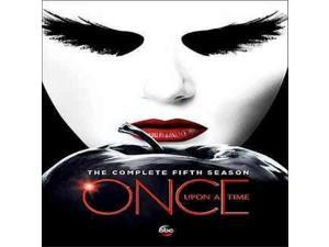 ONCE UPON A TIME-COMPLETE 5TH SEASON (DVD/5 DISC/WS)