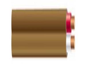 Southwire 64162122 2 Conductor 18/2 Thermostat Wire, 18-Gauge Solid Copper Class 2 Power-Limited Circuit Cable, Brown