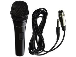 Karaoke USA Emerson M189 Professional Dynamic Microphone with Detachable Cord
