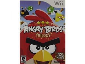 Angry Birds Trilogy - Nintendo Wii